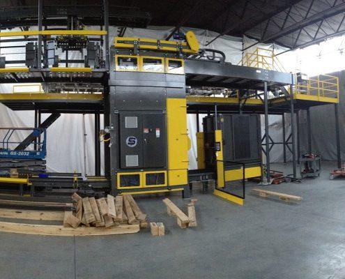 Depalletizer equipment maintenance