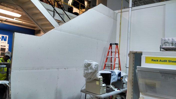 Eaton Drywall Stairs