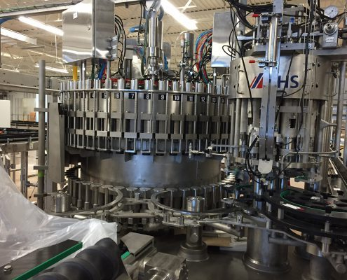 Highland Brewery Capping Machine