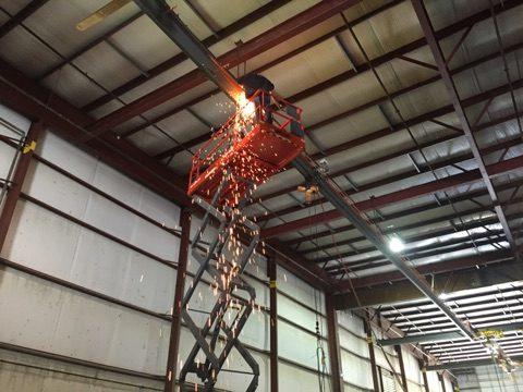 Tryon Steel Beam Setting 3